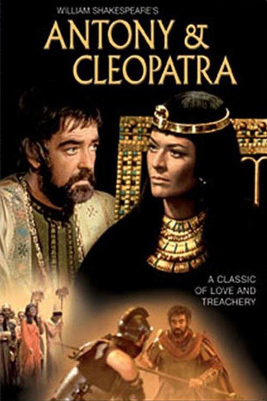 Antony and Cleopatra (1974 TV drama) movie poster