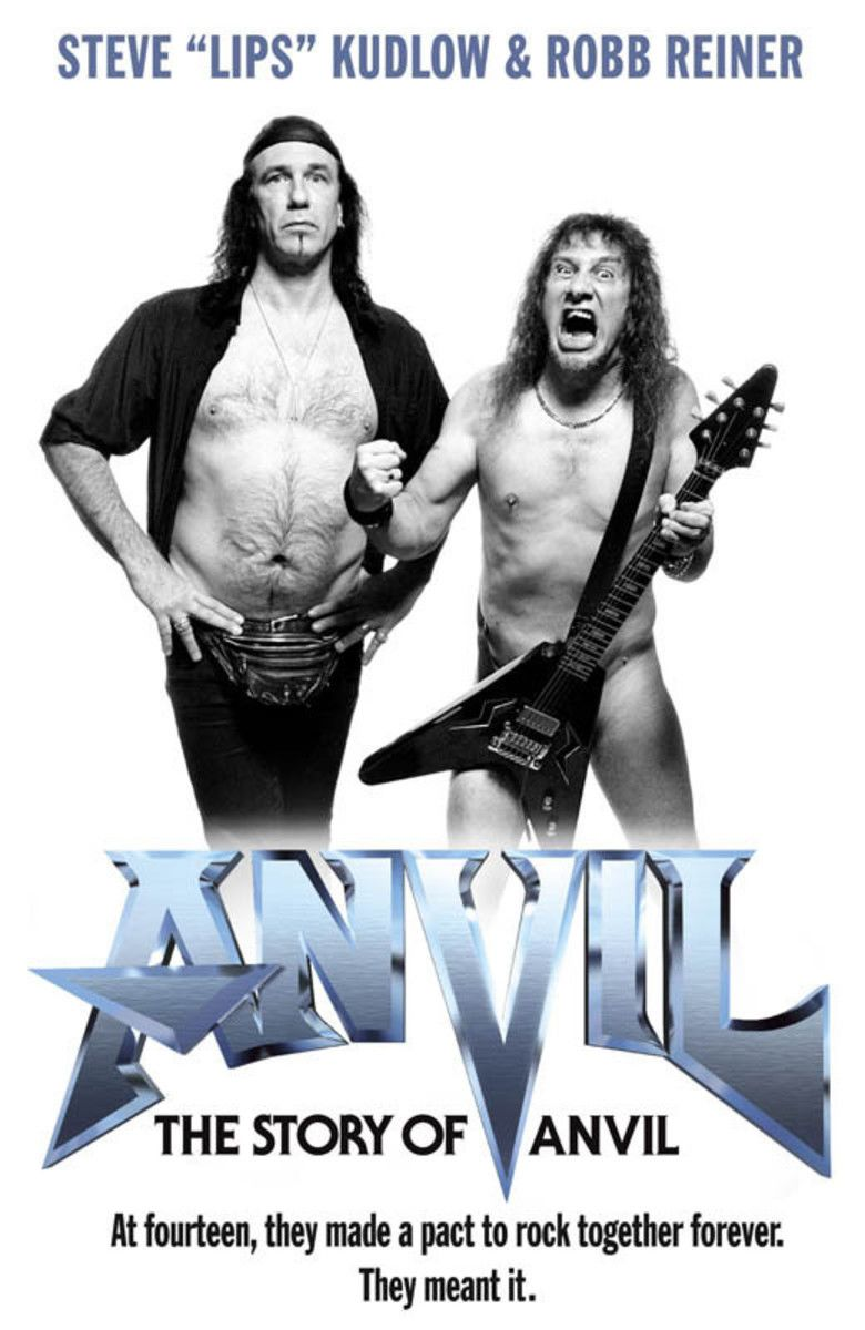 Anvil! The Story of Anvil movie poster