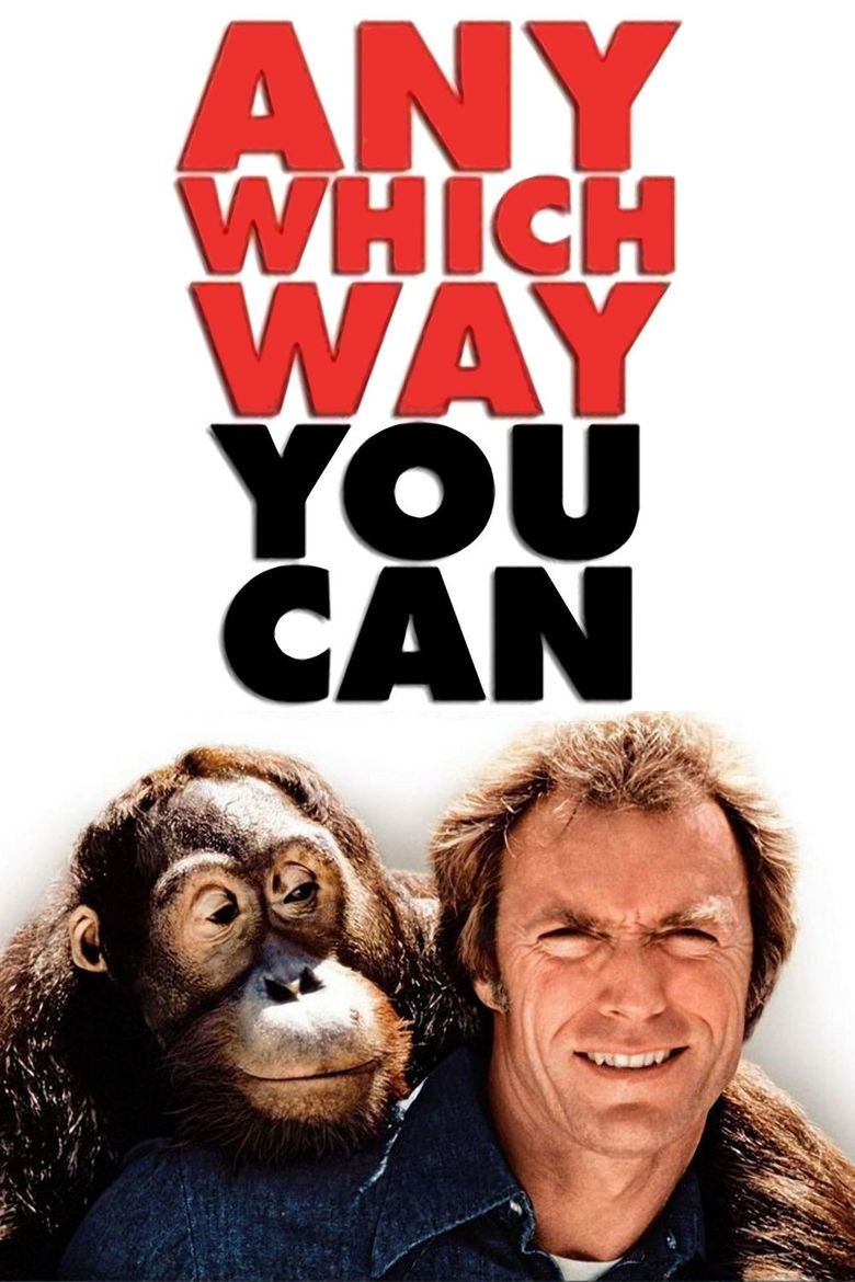 Any Which Way You Can movie poster