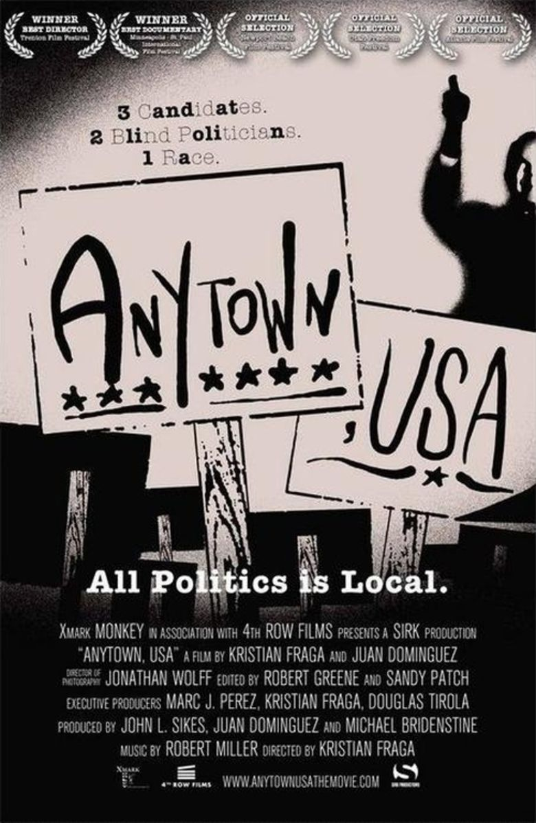 Anytown, USA (film) movie poster