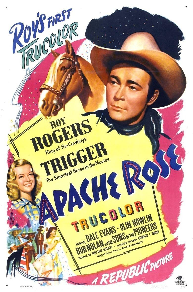 Apache Rose movie poster