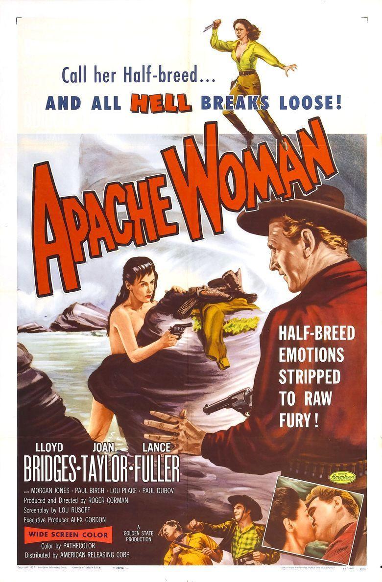 Apache Woman movie poster