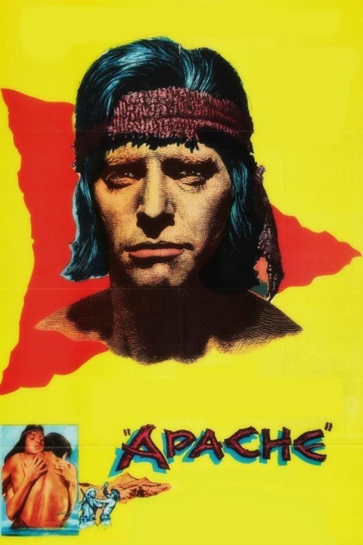 Apache (film) movie poster
