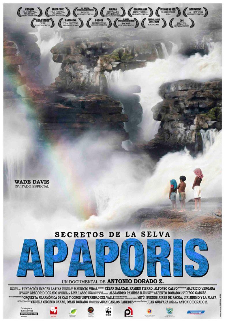 Apaporis (film) movie poster