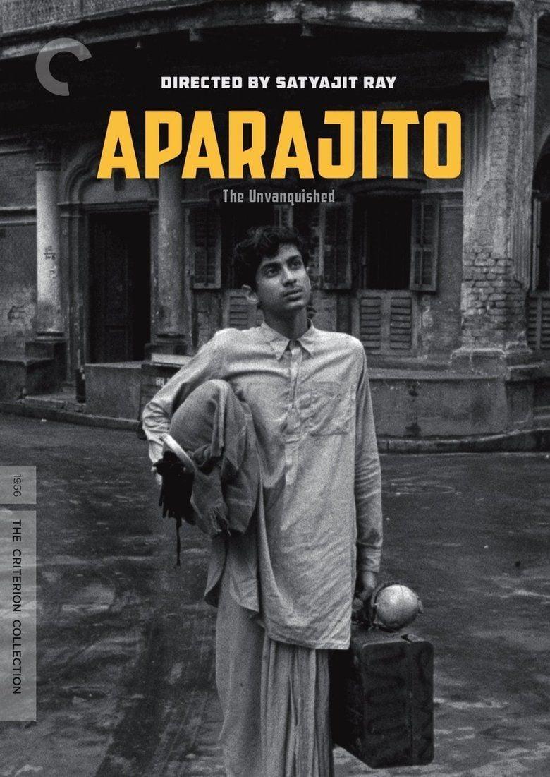 Aparajito movie poster