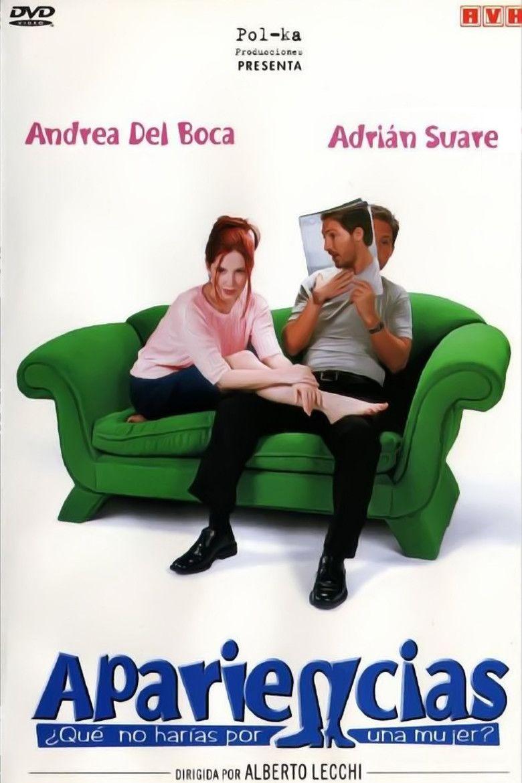 Apariencias movie poster