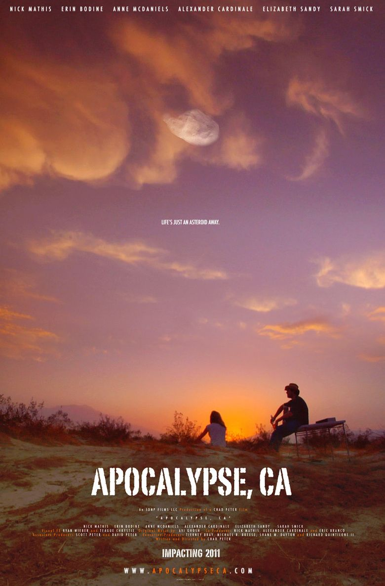 Apocalypse, CA movie poster