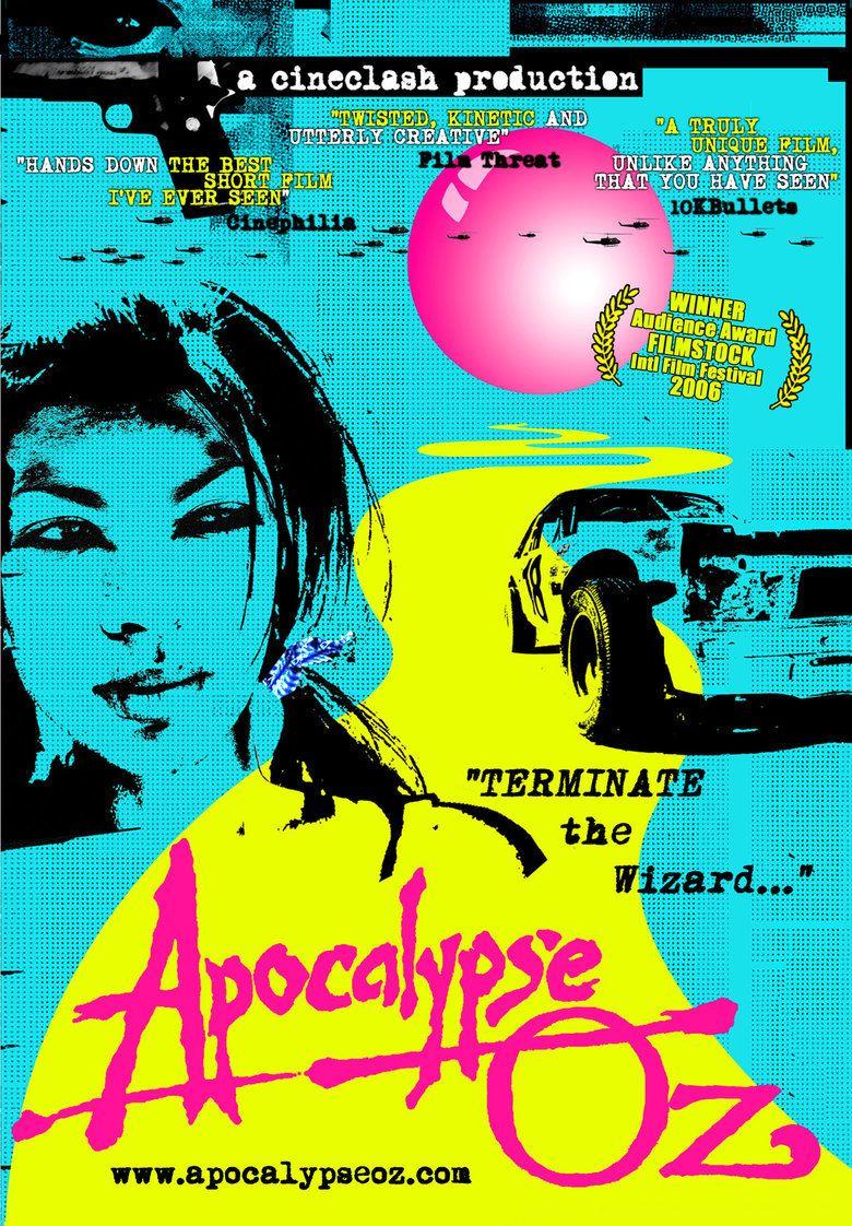 Apocalypse Oz movie poster