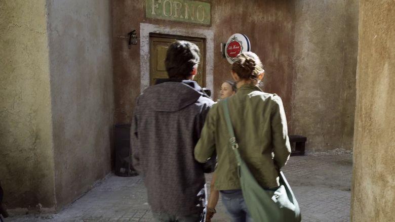 Apocalypse Pompeii movie scenes