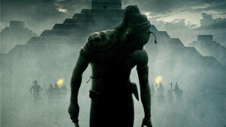 Apocalypto movie scenes