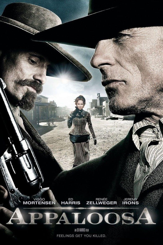 Appaloosa (film) movie poster