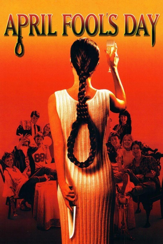 April Fools Day (1986 film) movie poster