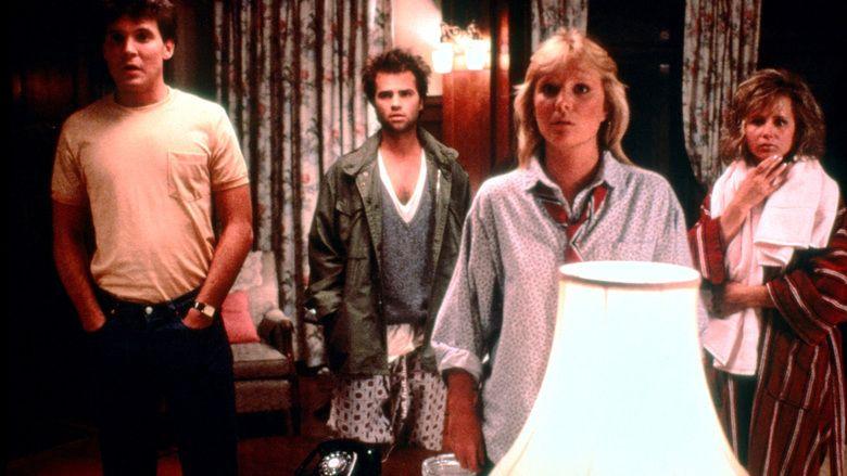April Fools Day (1986 film) movie scenes
