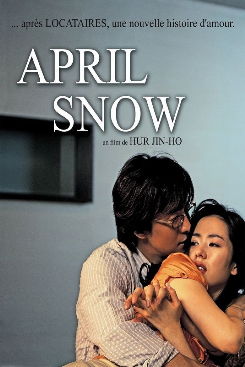 April Snow movie poster