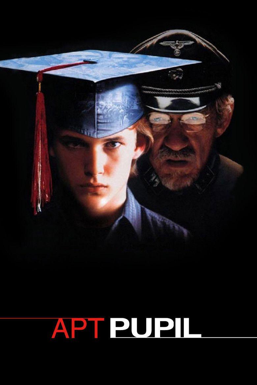 Apt Pupil (film) movie poster