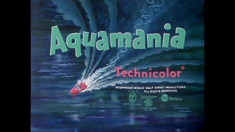 Aquamania movie scenes