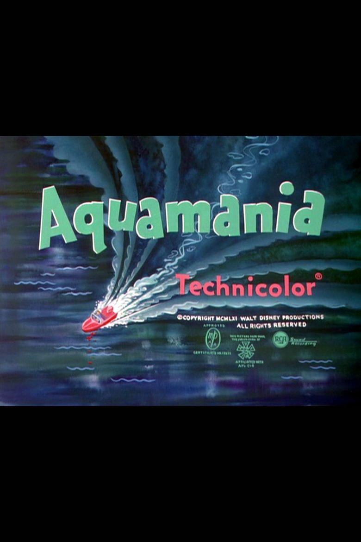 Aquamania movie poster
