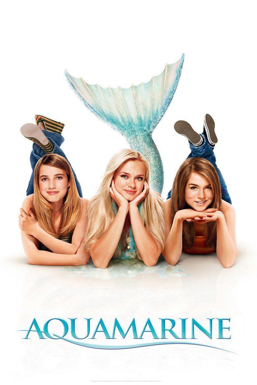 Aquamarine (film) movie poster