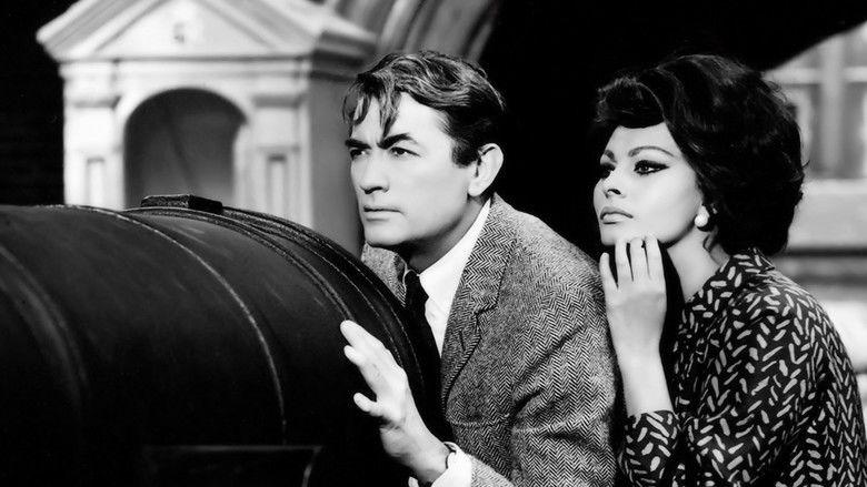 Arabesque (1966 film) movie scenes