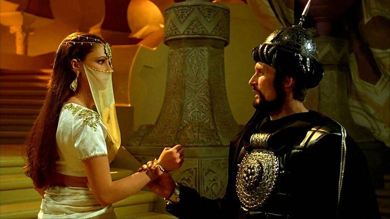 Arabian Adventure movie scenes