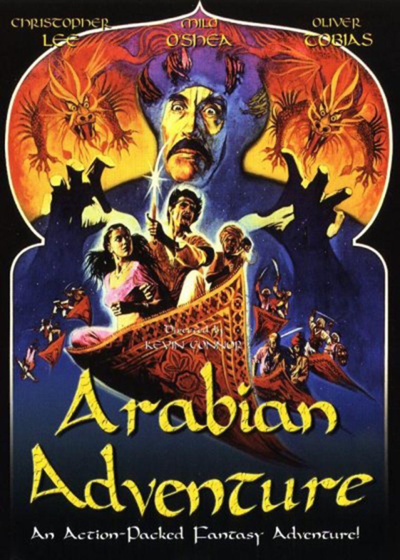 Arabian Adventure movie poster