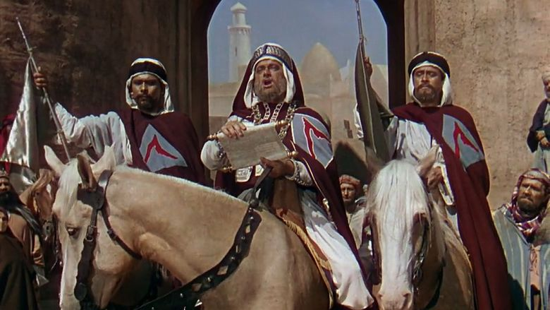 Arabian Nights (1942 film) movie scenes