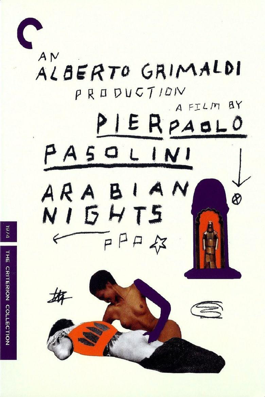 Arabian Nights (1974 film) movie poster