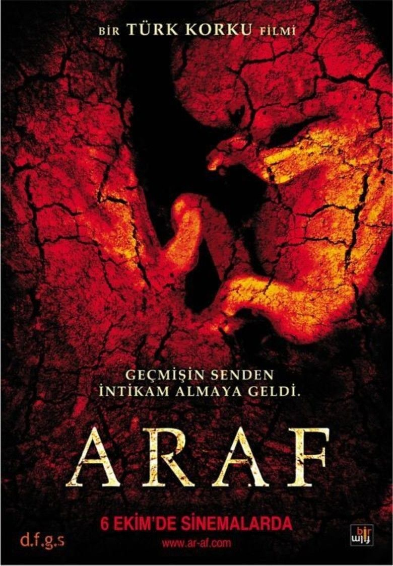 Araf (film) movie poster