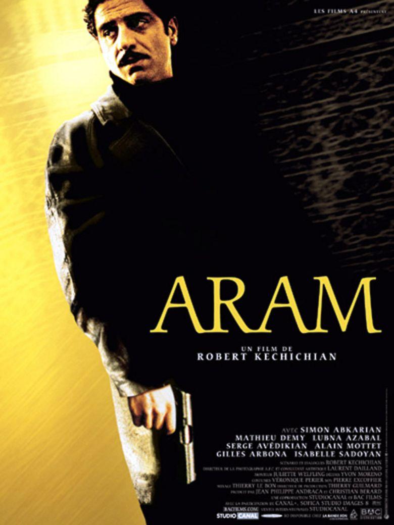 Aram (2002 film) movie poster