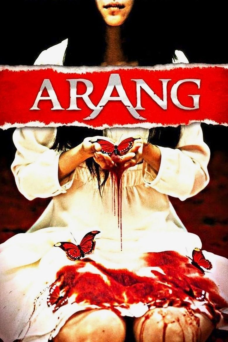 Arang (film) movie poster