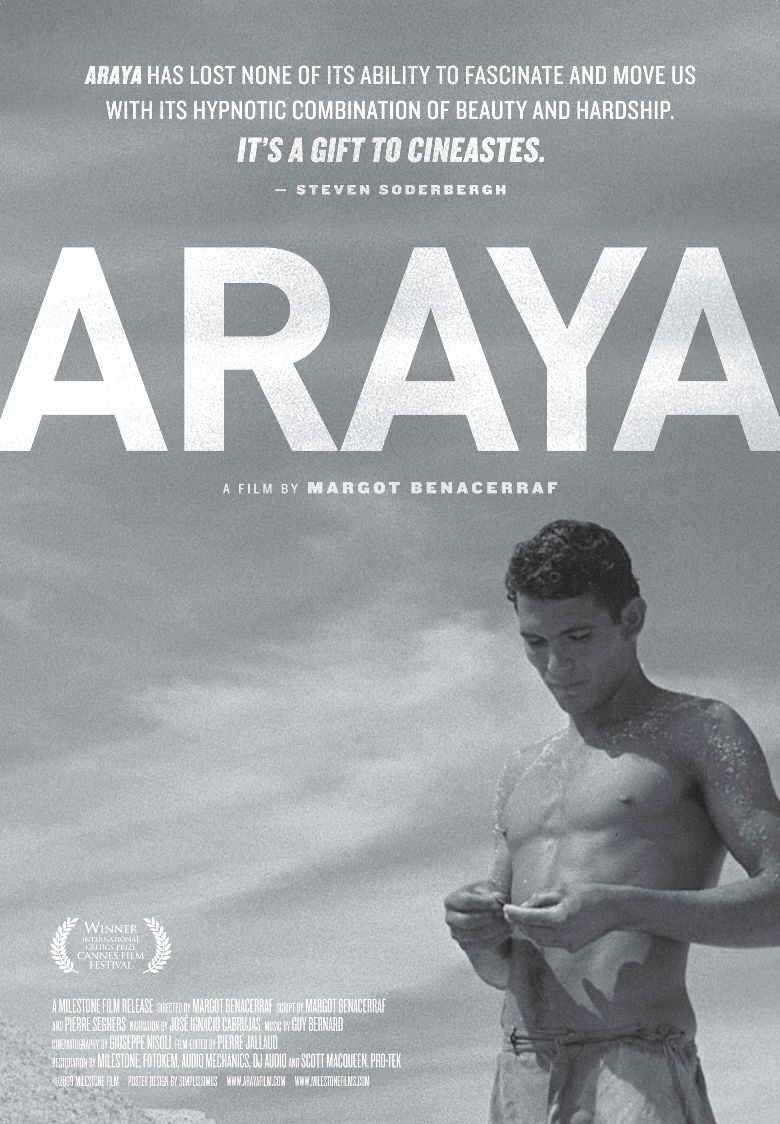 Araya (film) movie poster