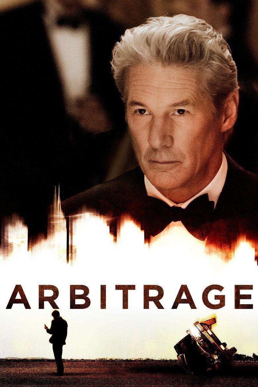 Arbitrage (film) movie poster