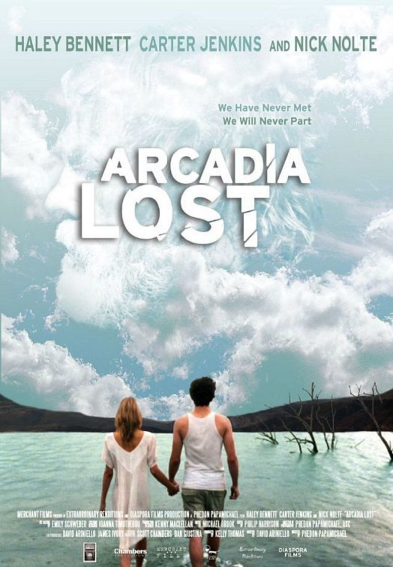 Arcadia Lost movie poster