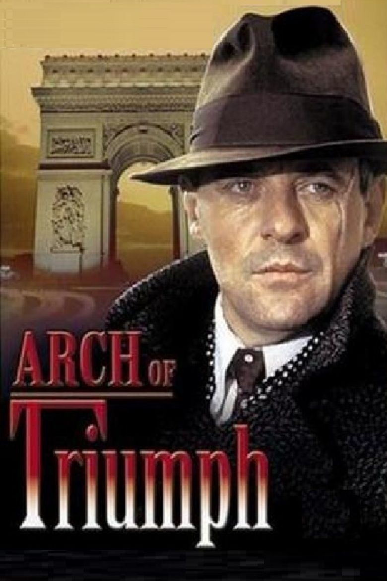 Arch of Triumph (1985 film) movie poster