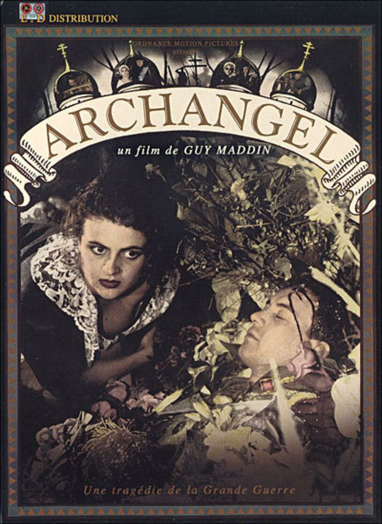 Archangel (film) movie poster