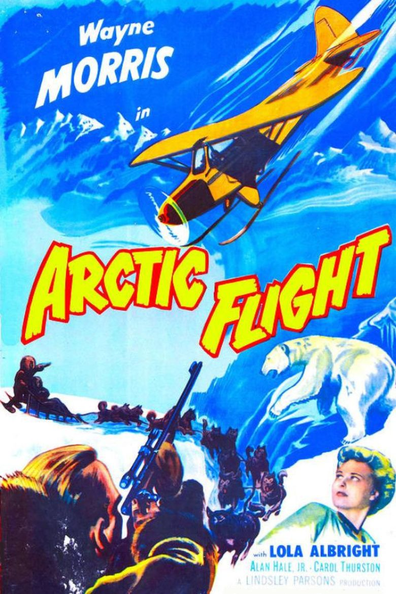 Arctic Flight movie poster