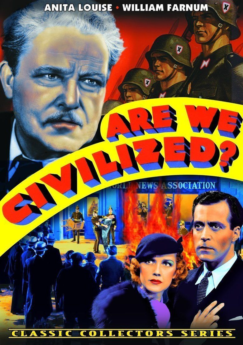 Are We Civilized movie poster
