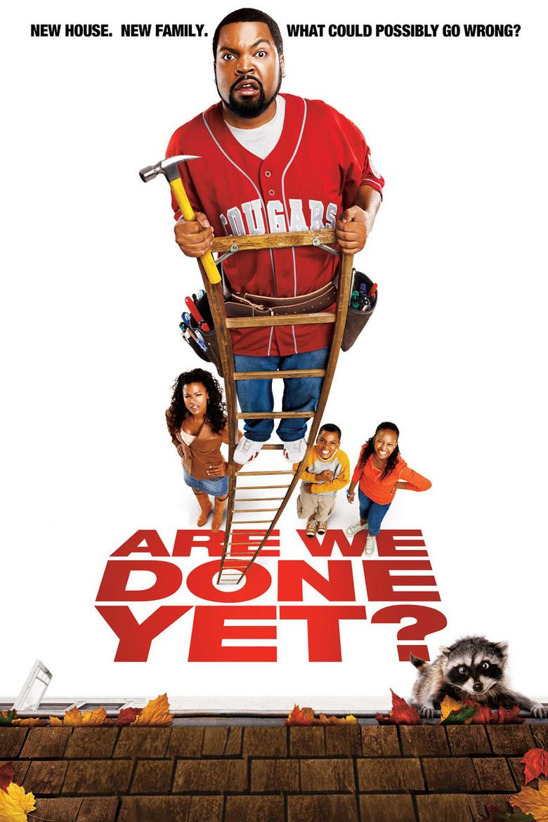 Are We Done Yet movie poster