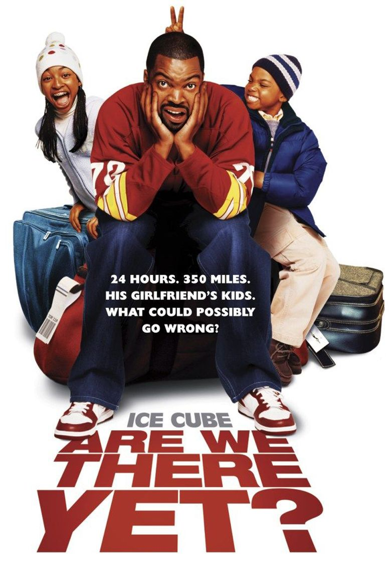 Are We There Yet (film) movie poster
