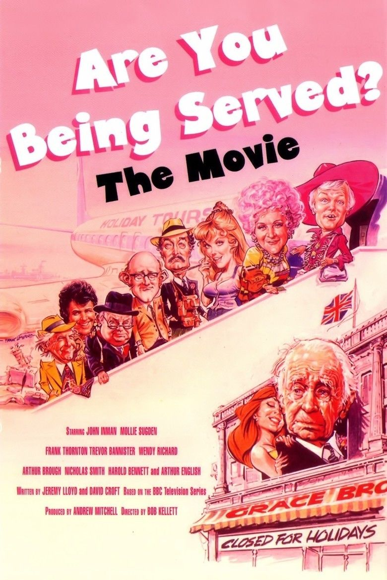 Are You Being Served (film) movie poster