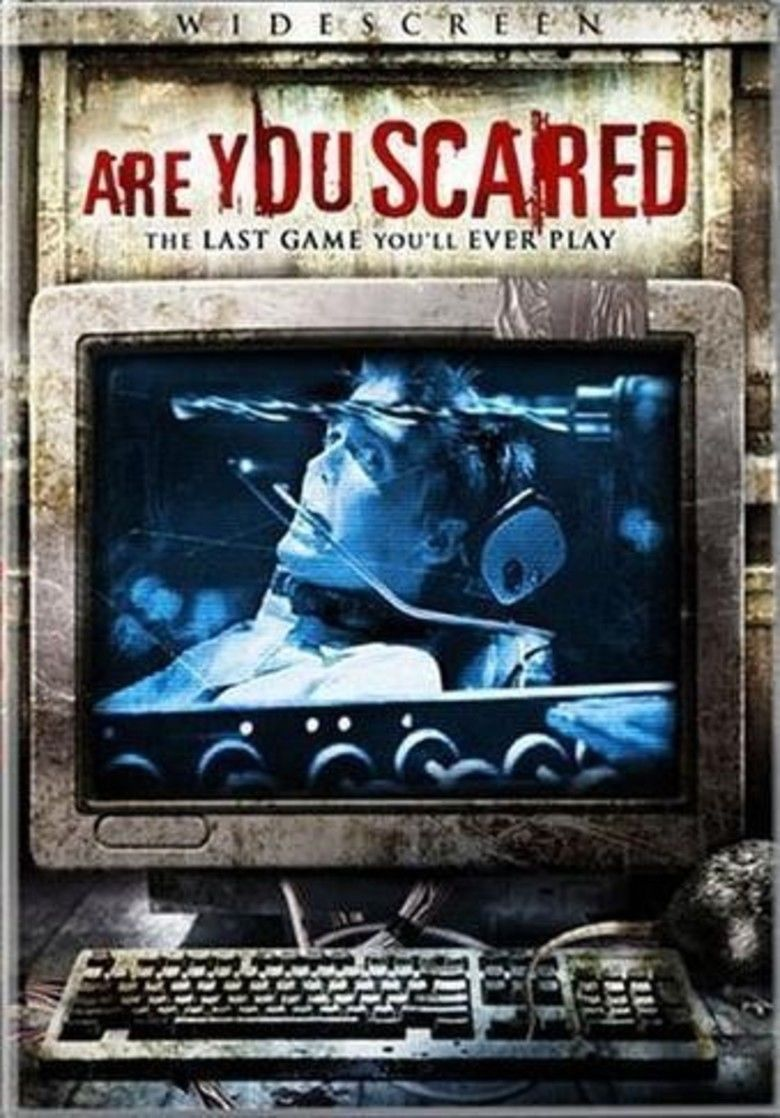 Are You Scared movie poster