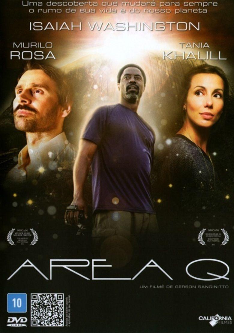 Area Q movie poster