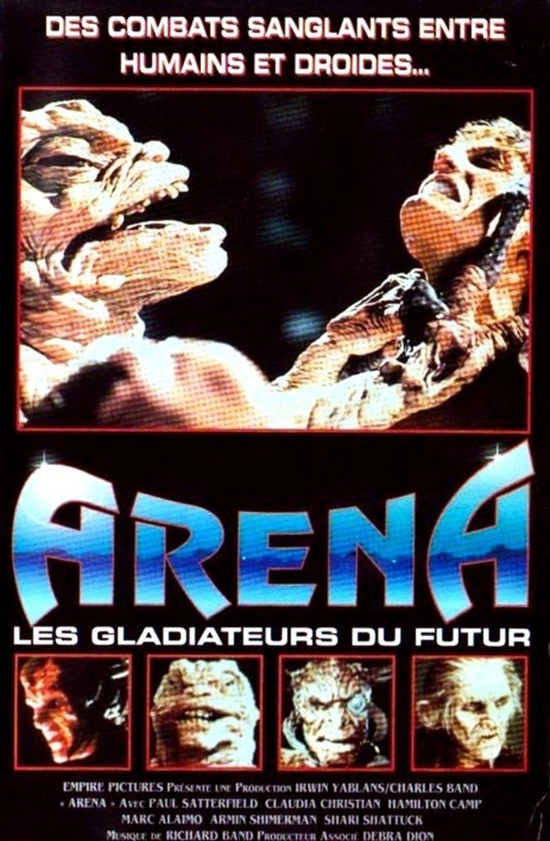 Arena (1989 film) movie poster