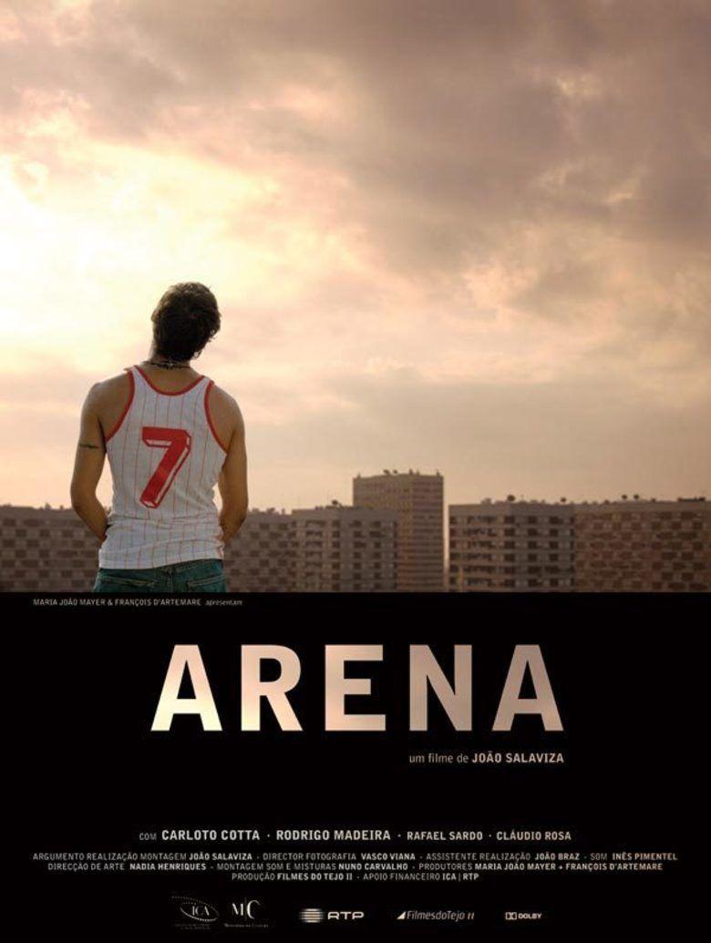 Arena (2009 film) movie poster