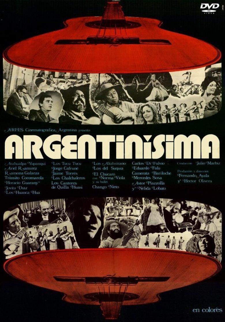 Argentinisima movie poster