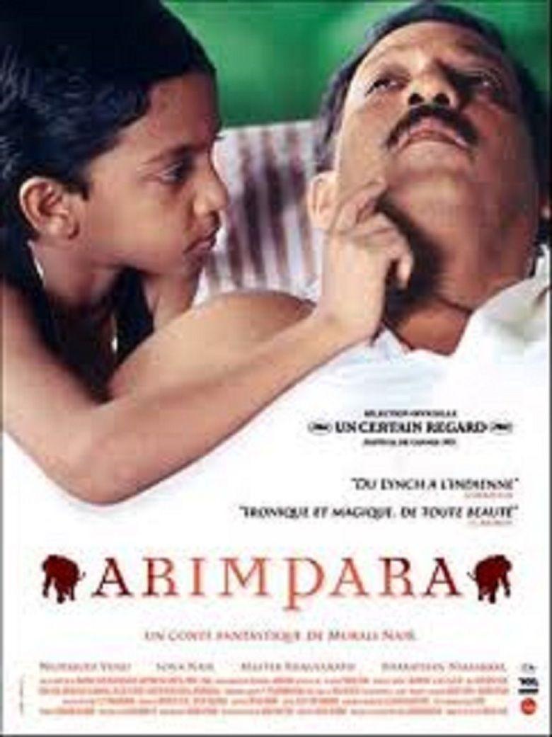 Arimpara movie poster