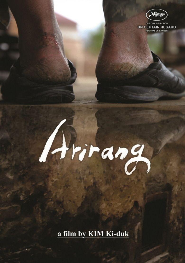 Arirang (2011 film) movie poster