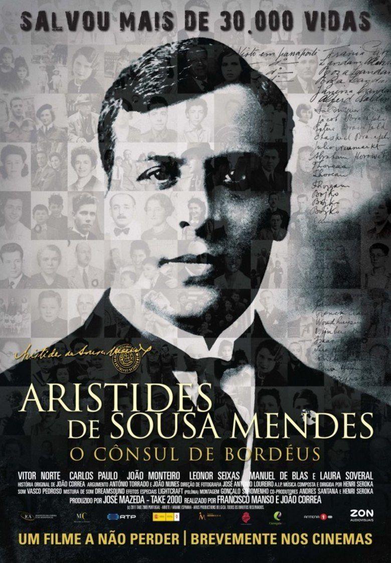 Aristides de Sousa Mendes O Consul de Bordeus movie poster