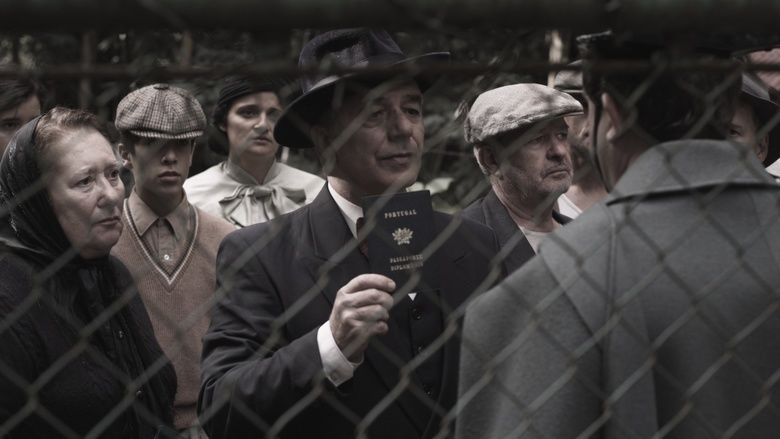 Aristides de Sousa Mendes O Consul de Bordeus movie scenes