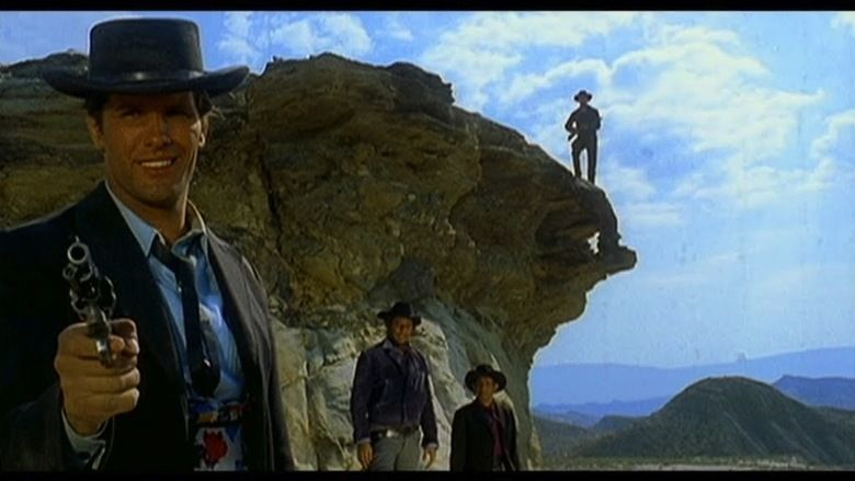 Arizona Colt movie scenes